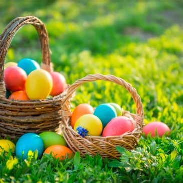 Easter Opening Times: